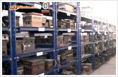 Product mold warehouse